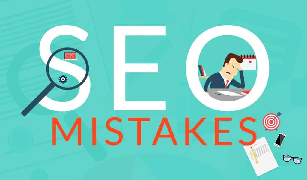 8 Harmful SEO Mistakes
